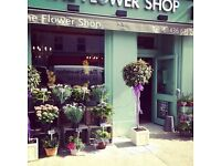 Florist Required -The Flower Shop, Helensburgh - Part Time (2-3 Days)