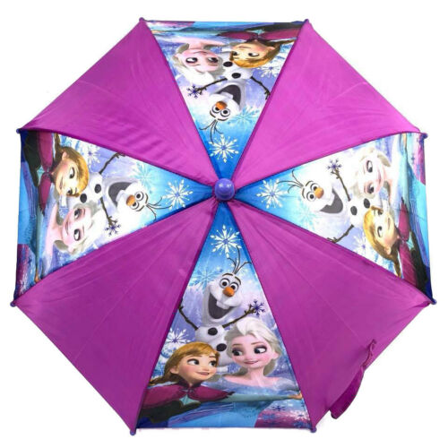 Disney Frozen Queen Elsa Anna & Olaf umbrella Molded Umbrella for girls