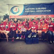 Women of All Ages For 2016 Football Team Pagewood Botany Bay Area Preview