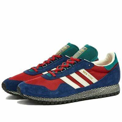 Adidas Trainers Rare END. X Adidas Three Bridges New York Size 7 UK  BNIB !!