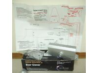 25-80KG Adjustable Heavy Duty FIRE RATED Overhead Door Opener Closer Soft Close (E) BNIB
