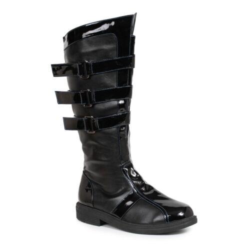Mens Black Darth Vader Star Wars Kylo Ren Dark Knight Batman Boots 9 10 11 12 13