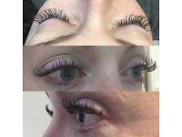Chloe's Individual Eyelash Extensions £30 full Set!