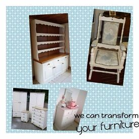 Furniture/Kitchen Painting and Spraying Service plus Everlong Stockists