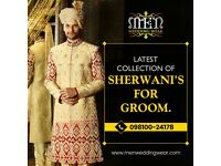 Designer Sherwani Shop in Delhi at Cheapest Price