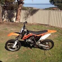 KTM 2014 Good condition Small wheel 85cc SX 2 stroke Hallett Cove Marion Area Preview