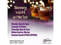 NEW MURTON SLIMMING WORLD GROUP