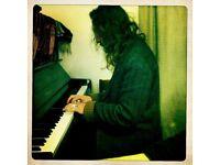 Beginner Jazz Piano & Theory For Piano/Keyboard