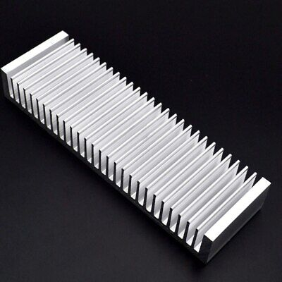 2pcs Heat Sink 2007030mm Silver High-quality Ultra-thick Aluminum Radiator