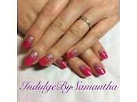 Fully qualified nail technician and beauty therapist