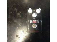 """Caline CP-16 """"Mark 4"""" Distortion Effects Pedal"""