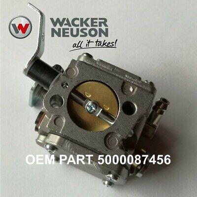 Wacker Oem Carburetor 5000087456 0087456 Bs52y Bs60y Bs62y Tillotson Hs-269