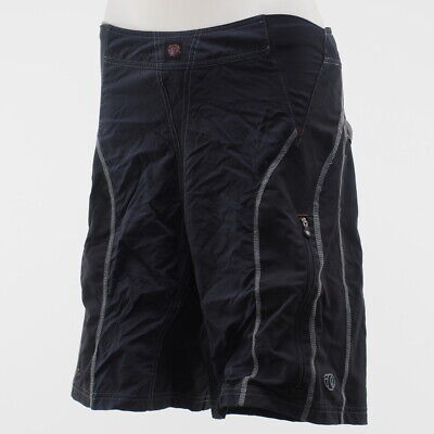 Pearl Izumi Women's Baggy Mountain Biking Shorts Size Medium Black