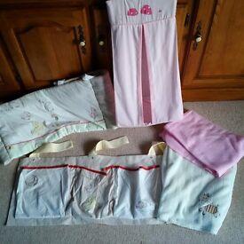 Girls Nursery set