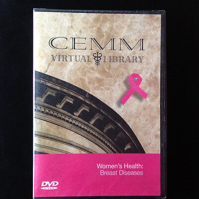 Womens Health  Breast Diseases  Dvd  Cemm Virtual Library  Cancer  New
