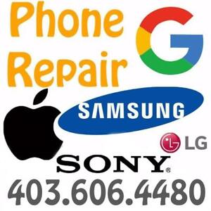 Cell-Phone, Tablet & Computer Repairs*****iPhone 6 Screen $59*****