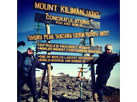 Start New Year on top of Africa - Kilimanjaro - New Years Day Summit !!!!!