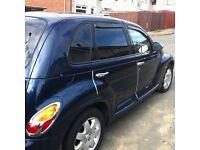 03 Chrysler PT Cruiser 2.2CRD Diesel FULL MOT Swap for clean van
