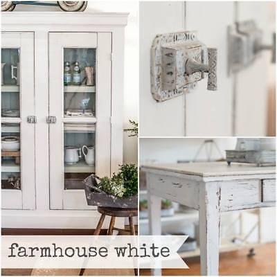 Miss Mustard Seed's Milk Paint - FARMHOUSE WHITE - Furniture Painting DIY