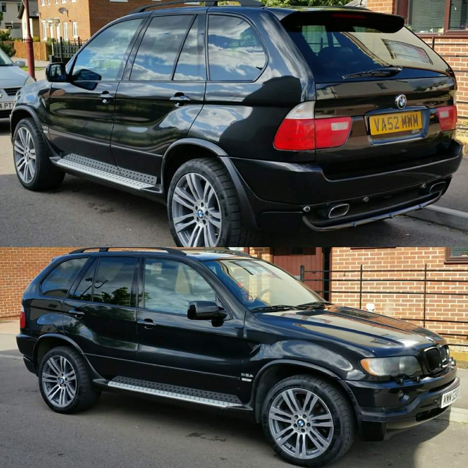 spotless 2002 bmw x5 4 6 v8 with brc lpg 333m alloys spares breaking e53 e70 3 0 4 4. Black Bedroom Furniture Sets. Home Design Ideas