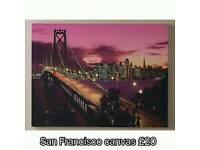 San Francisco Canvas