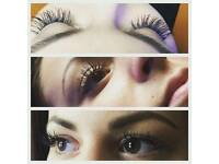 Beauty therapist! Eyelash extensions ONLY £30 for novembee