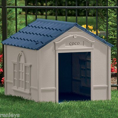Deluxe Extra Large Pet Dog Cat House ...