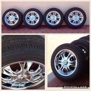 Rims and Tyres High Wycombe Kalamunda Area Preview