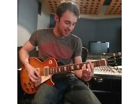 Guitarist Available for Dedicated Originals Band