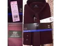 Mens shirt and tie set BRAND NEW