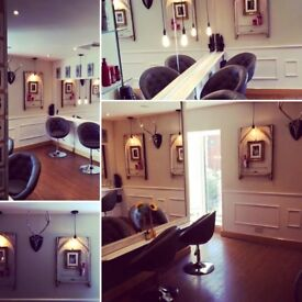 Belfast city centre Hair Salon to rent.