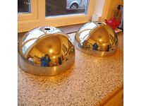 Retro Metal Dome Ceiling Lamp Shade Pendant Light Fitting By Diner Shade Gegrge