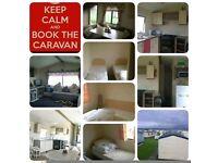 Special offer caravan hire 5th sept mon-fri