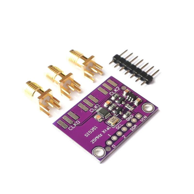 1pcs CJMCU-5351 Si5351A Si5351 I2C Clock Generator Breakout Board
