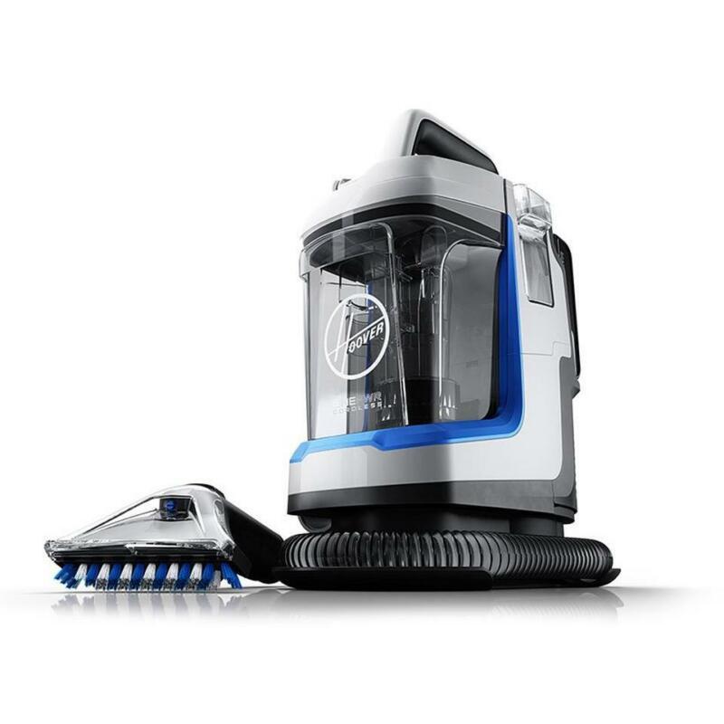 Hoover ONEPWR Spotless GO Cordless Portable Carpet Cleaner, White - Kit BH12001