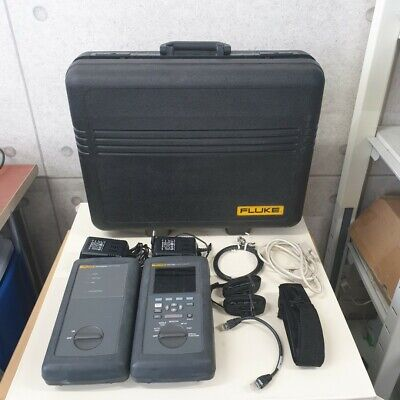 Sold As Is Fluke Dsp-2000 - Cable Analyzer
