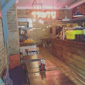BARISTA / WAITRESS FOR TRUTH CAFE