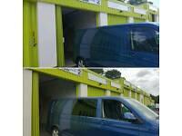 Volkswagen transporter t5 t6 side windows