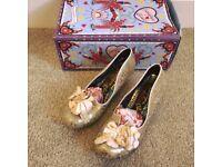 Irregular Choice Shoes - Size4