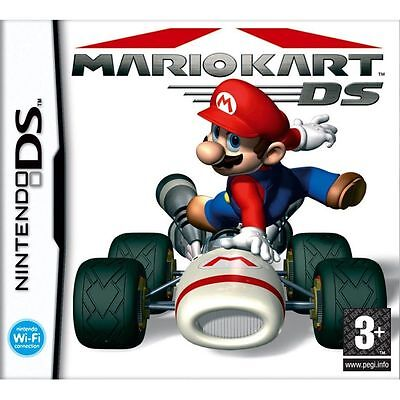 DS Mario Kart Nintendo New Sealed Game for DS Lite, DSi 2DS 3DS XL - UK STOCK
