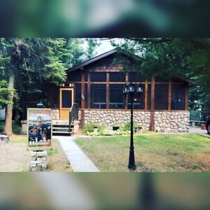 Falcon Lake Town Whiteshell 4bd 2ba 4szn Cottage Cabin FOR RENT