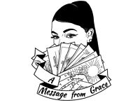 A Message From Grace - Psychic & Tarot Card Reader.