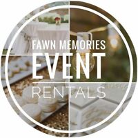 Event Rental Services