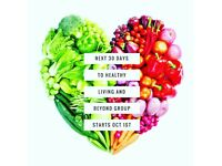 30 Days to Healthy Living Programme