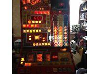 2 arcade machines