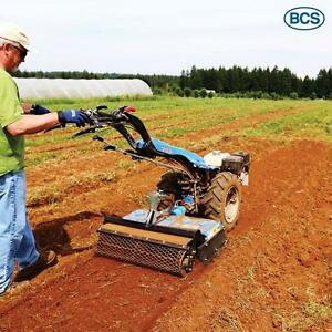 Have a Small Farm, Market Garden, CSA or Acreage? BCS Tractors and CR Equipment are here to help!