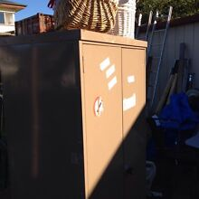 STATIONARY CABINET Carina Heights Brisbane South East Preview