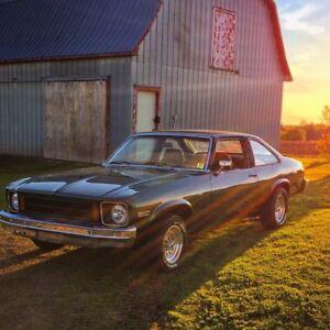 1977 Chevy nova