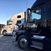 Class 1 driver for USA and Canada single or team