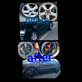 wheel refinishing